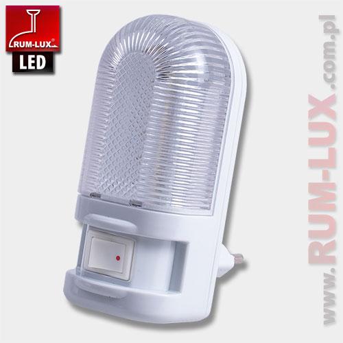 mini lampka LN-07 LED [ciepło biała]